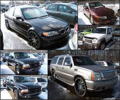 100 Salvage Truck Auction S Impound Property Vehicles Stark CO Canton