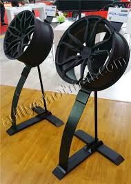 Wheel Display Rack Stand Tire For 4S Store