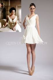 White Chiffon Elizabeth Taylor Vintage Homecoming Dress Short A Line Cocktail