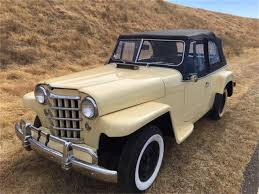 100 1950 Willys Truck Jeepster For Sale ClassicCarscom CC1156524
