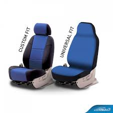 Licensed Collegiate Custom Fit Seat Covers By Coverking