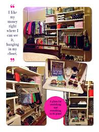 Floor To Ceiling Tension Rod Shelves by Apartment Therapy Diy Dream Closet U2013 History In High Heels