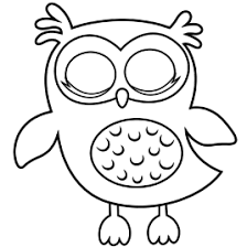Owls Coloring Pages Free