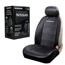 100 Truck Seat Covers Nissan Synthetic Leather Sideless Car Front Cover