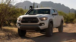 Toyota Adds More Off-road Performance Hardware To TRD Pro Trucks ... 2019 Toyota Tundra Trd 4runner Tacoma Pro Just Got Meaner New 2018 Sport Double Cab 5 Bed V6 4x4 At Off Road Gets Tough With Offroad Trucks Autotraderca 6 Tripping The 2017 Trd Pro Archives Page 2 Of 9 The Fast Lane Truck Carson Pickup Truck Scion War Review Youtube Pro