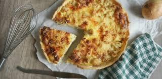 cuisiner une quiche recette de la quiche au chou fleur aux fourneaux