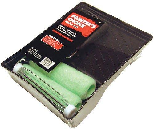 Wooster Brush R975-9 Painters Choice Roller Kit - x4