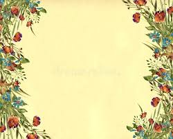 Borders Paper Designs Download Flower Border Design Illustration Stock Of Floral Acrylic