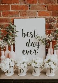 The Best Day Ever Decorations Rustic Wedding