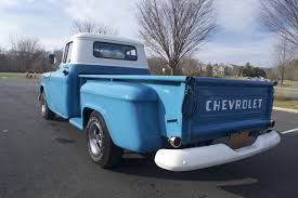 1957 Chevy Pickup Truck 3200 6-cyl 235 1957 Chevytruck Chevrolet Truck Ct7578c Desert Valley Auto Parts 3100 12 Ton Pickup Truck Custom Trucks For Sale Near Lavergne Tennessee 37086 4x4 Truckss Napco 4x4 Trucks For Sale Chevy Swb The Hamb A Cameo Appearance Pick Up Rare Apache Shortbed Stepside Original V8 Cab Big Ls Powered Dp Chevy Right Rear Angle Fords Answer To Short Bed Cool Diesel In Northwest Indiana Elegant