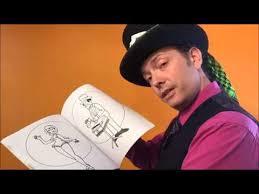 Coloring Book Magic Trick