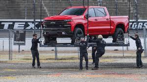 100 Chevy Truck Z71 2019 Silverado Surprises At Legends