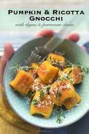 Pumpkin Gnocchi Recipe by Crispy Ricotta U0026 Pumpkin Gnocchi Simple Tasty Good