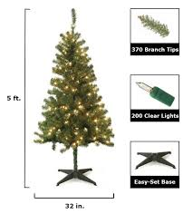 Home Depot Ge Pre Lit Christmas Trees by Christmas Home Depotstmas Tree General Foam Ft Slender Spruce