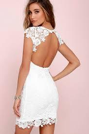 cute dress ivory dress lace dress 58 00