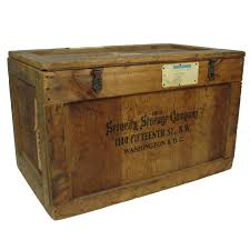 100 Shipping Crate For Sale Vintage Julia Childs Security Storage Company At 1stdibs