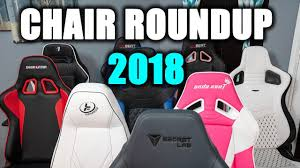 Buy The Best Gaming Chair! | Gaming Chair Roundup 2018 - YouTube Top 5 Best Gaming Chairs Brands For Console Gamers 2019 Corsair Is Getting Into The Gaming Chair Market The Verge Cheap Updated Read Before You Buy Chair For Fortnite Budget Expert Picks May Types Of Infographic Geek Xbox And Playstation 4 Ign Amazon A Full Review Amazoncom Ofm Racing Style Bonded Leather In Black 12 Reviews Gameauthority Chairs Csgo Approved By Pro Players 10 Ps4 2018 Anime Impulse