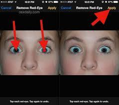 Red Eye Fixing