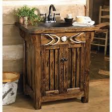 Kirklands Home Bathroom Vanity by Vanities Rustic Bathroom Barnwood Regarding Modern Residence