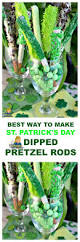Halloween Decorated Pretzel Rods by Best 25 Dipped Pretzel Rods Ideas On Pinterest Chocolate Dipped