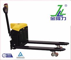 100 Walkie Pallet Truck China Factory 15ton Type Electric With Curtis