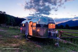 100 Restored Travel Trailers For Sale Orviss Vintage 1954 Airstream Departures