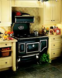 Antique And Century Home Enthusiasts No Longer Have To Refurbish Old Appliances Or Hide Modern Ones Behind Facades The Overall Kitchen Design Theme Can