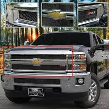 E&G Classics 2015-2015 Chevrolet Silverado 2500 HD/3500 HD Grille ... Chevy Truck Grilles By Year Carviewsandreleasedatecom Bumper Grille Insert 52019 Silverado 2500 3500 Hd Bowtie Trex 6211270 1500 Main Laser Billet 1948 Chevygmc Pickup Brothers Classic Parts 2010 Grill Old Photos Collection Chevrolet Xmetal Series Stealth Metal Blacked Out Rigid Industries 12013 Led Kit Camburg Mesh Replacement For 072013 For 9906 Chevy Silveradotahoe Front Upper Bumper Gloss Abs Mesh 1937 12 Ton Concours Red Hills Rods And Thunderstruck Bumpers From Dieselwerxcom Accsories Royalty Core