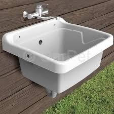 waschbecken kunststoff