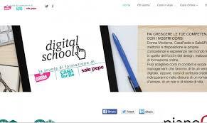 le si e social alla digital mondadori ora si studia content e social media