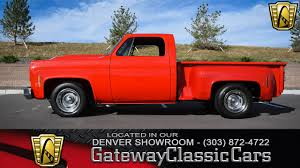 100 Classic Chevrolet Trucks For Sale 1976 Pickup For Sale Hotrodhotline