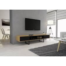 rtv regal sideboard lowboard kommode wohnzimmer tv möbel abato rtv fx d eiche