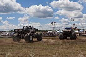 100 Monster Truck Show At Car Stock Photo Picture And Royalty Free