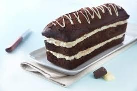 recette de moelleux chocolat noir fourré chocolat blanc facile et