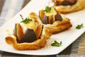 puff pastry canape ideas camembert stuffed fig puffs pham fatale