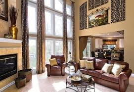 High Ceiling Wall Decor Ideas Immense Living Room Decorating 11