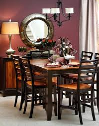 Dining Group Modern Room Furniture Row Rustic Table
