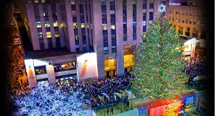 Rockefeller Plaza Christmas Tree Lighting 2017 by Rockefeller Center Christmas Tree Lighting New York By Rail