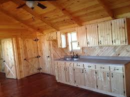14x40 whitetail modular cabin craftsman kitchen louisville