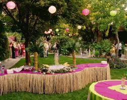 Outdoor Party Themes - Home Interiror And Exteriro Design   Home ... Wedding Decoration Ideas Photo With Stunning Backyard Party Decorating Outdoor Goods Decorations Mixed Round Table In White Patio Designs Pictures Decor Pinterest For Parties Simple Of Oosile Summer How To 25 Unique Parties Ideas On Backyard Sweet 16 For Bday Party