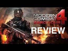 modern combat 4 zero hour review review modern combat 4 zero hour spectacular shooter as
