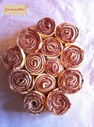 ça croustille petit gâteau feuilleté au nutella
