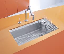 Kohler Smart Divide Sink by Kitchen Accessories Karbon Pull Out Faucet With Lever Handle And