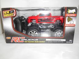 100 Monster Trucks Colorado 1 24 Bright RC Full Function Radio Controlled Red