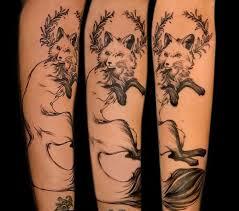 40 Amazing Fox Tattoo Designs