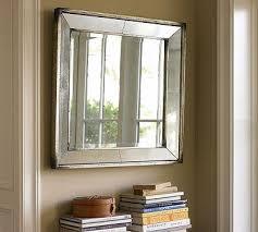 Concave Gilt Bevel Mirror