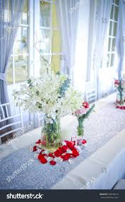 Table Chairs Wedding Decorated Redwhite Flowers Stock Photo ... Supply Yichun Hotel Banquet Table And Chair Restaurant Round Wedding Reception Dinner Setting With Flower 2017 New Design Wedding Ding Stainless Steel Aaa Rents Event Services Party Rentals Fniture Hire Company In Melbourne Mux Events Table Chairs Ceremony Stock Photo And Chair Covers Cross Back Wood Chairs Decorations Tables Unforgettable Blank Page Cheap Ohio Decorated Redwhite Flowers 23 Beautiful Banquetstyle For Your Reception