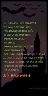 Poems About Halloween That Rhymes by 111 Best Halloween Poems Images On Pinterest Lyrics Paper And Deko