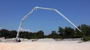 100 Concrete Pump Trucks The Putzmeister M 705 The Worlds Largest Concrete Pump With A