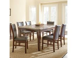 Eileen 7-Piece Dining Table And Side Chair Set Costco Agio 7 Pc High Dning Set With Fire Table 1299 Piece Kitchen Table Set Mascaactorg Ding Room Simple Fniture Of Cheap Table Sets Annis 7pc Chair Fair Price Art Inc American Chapter 7piece Live Edge Whitney Piece Trestle By Liberty At And Appliancemart Intercon Belgium Farmhouse Rustic Kitchen Island Avon Oval Dinette Kitchen Ding Room With 6 Round With Chairs 1211juzxspiderwebco 9 Pc Square Dinette Ding Room 8 Chairs Yolanda Suite Stoke Omaha Grey